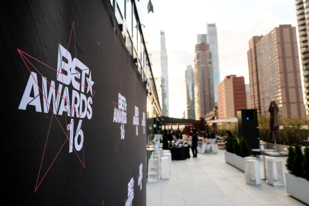 BET Awards 16 Nominations Event