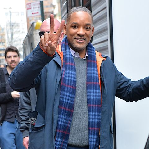 Celebrity Sightings in New York City - March 31, 2016