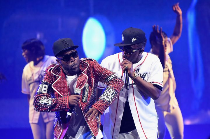 Puff Daddy And The Family Bad Boy Reunion Tour Presented By Ciroc Vodka And Live Nation - May 21