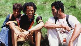 Digable Planets at Shoreline Amph. in 1993