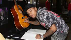 The 58th GRAMMY Awards - GRAMMY Charities Signings - Day 2