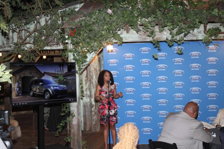 Ford Dinner At Essence Festival 2016