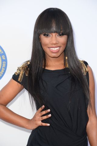 US-ENTERTAINMENT-NAACP IMAGE AWARDS-ARRIVALS