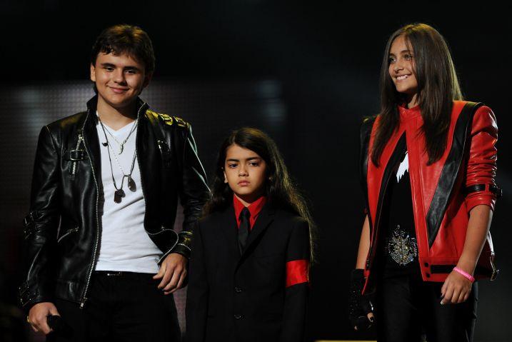 'Michael Forever' Tribute Concert, Millennium Stadium, Cardiff, Wales, Britain - 08 Oct 2011