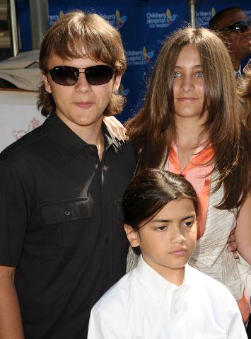 Jackson Family Donation Event For Children's Hospital Los Angeles
