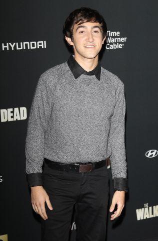 Premiere Of AMC's 'The Walking Dead' 4th Season