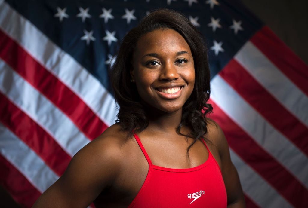 US-OLYMPICS-ATHLETE-PORTRAITS