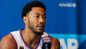 BASKET-NBA-KNICKS MEDIA DAY