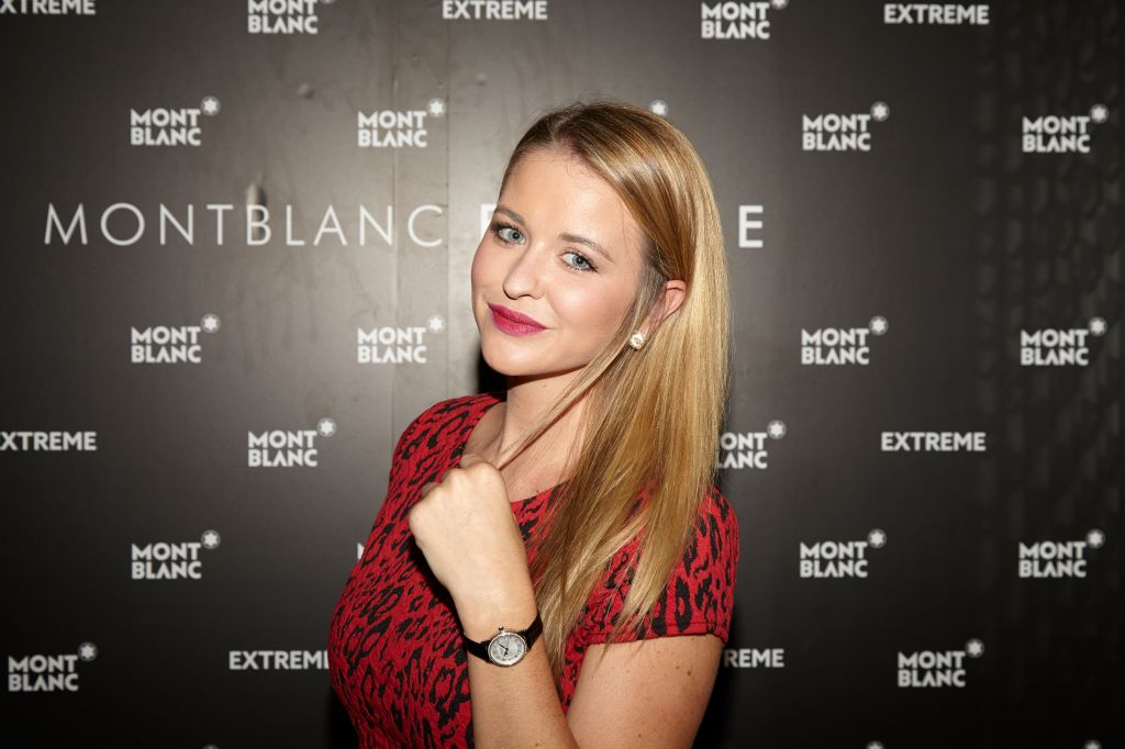 Montblanc Celebrates Grand Re-Opening Of Atlanta Boutique With Kat Graham, Dave Annable, And Kristen Ledlow
