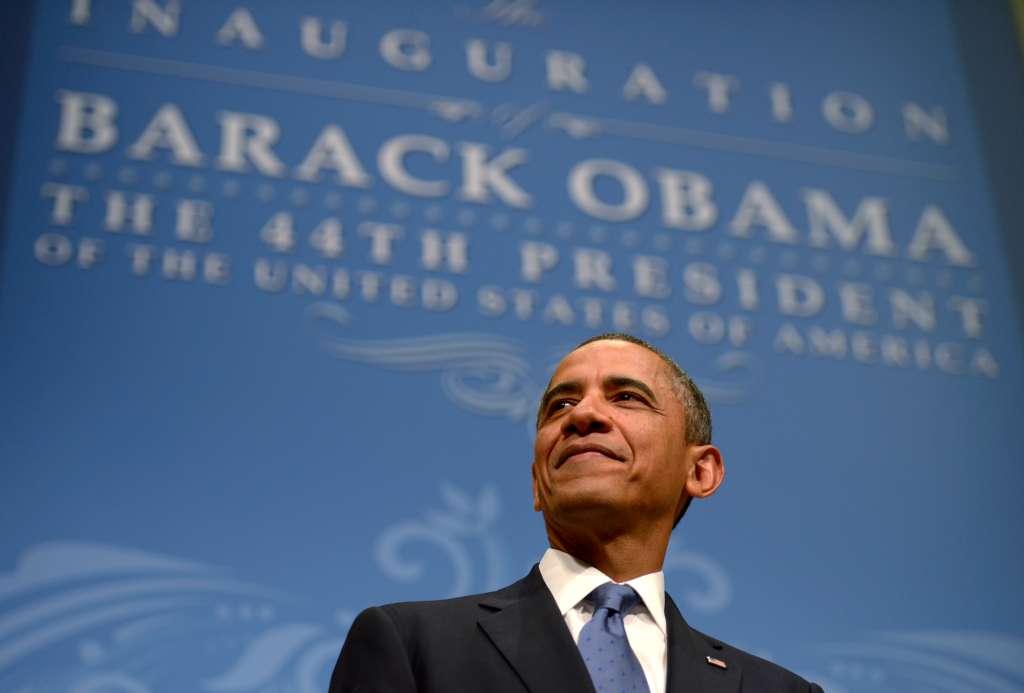 US Presidential Inaugural Reception