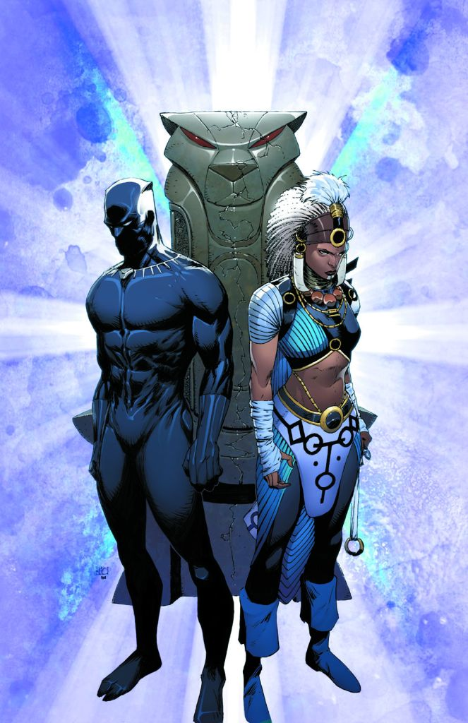 Panther and Storm
