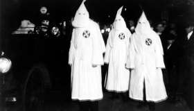 KKK WANTS COUNTRY SAFE WITH A TRUMP PRESIDENCY
